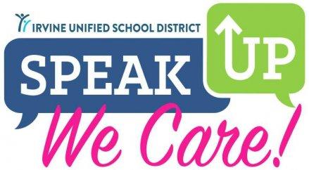 Speak Up We Care
