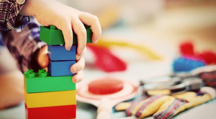 kinder blocks