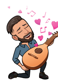 chris bitmoji